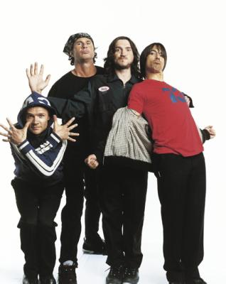 The Red Hot Chili Peppers